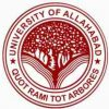 Allahabad university admission 2017