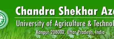 Chandra Shekhar Azad University of agriculture, fees structure and course