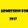 DU Admission form 2017