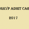 Mgkvp admit card 2018 download